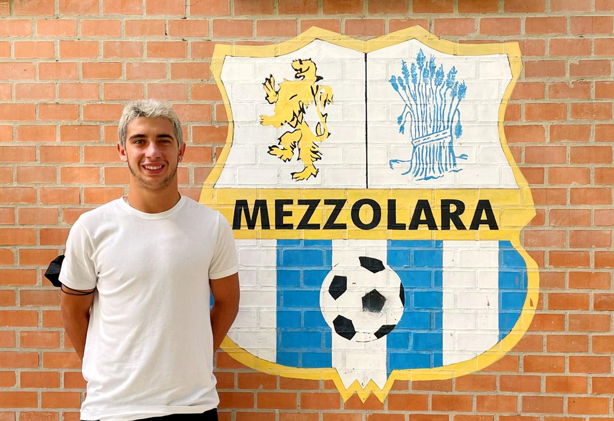 Tommaso Leon Bernardi mezzolara calcio