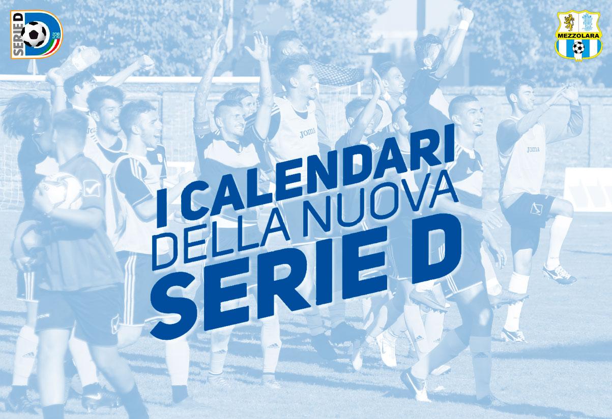 Serie D Girone D Calendario.Il Calendario 2018 19 Serie D Girone D