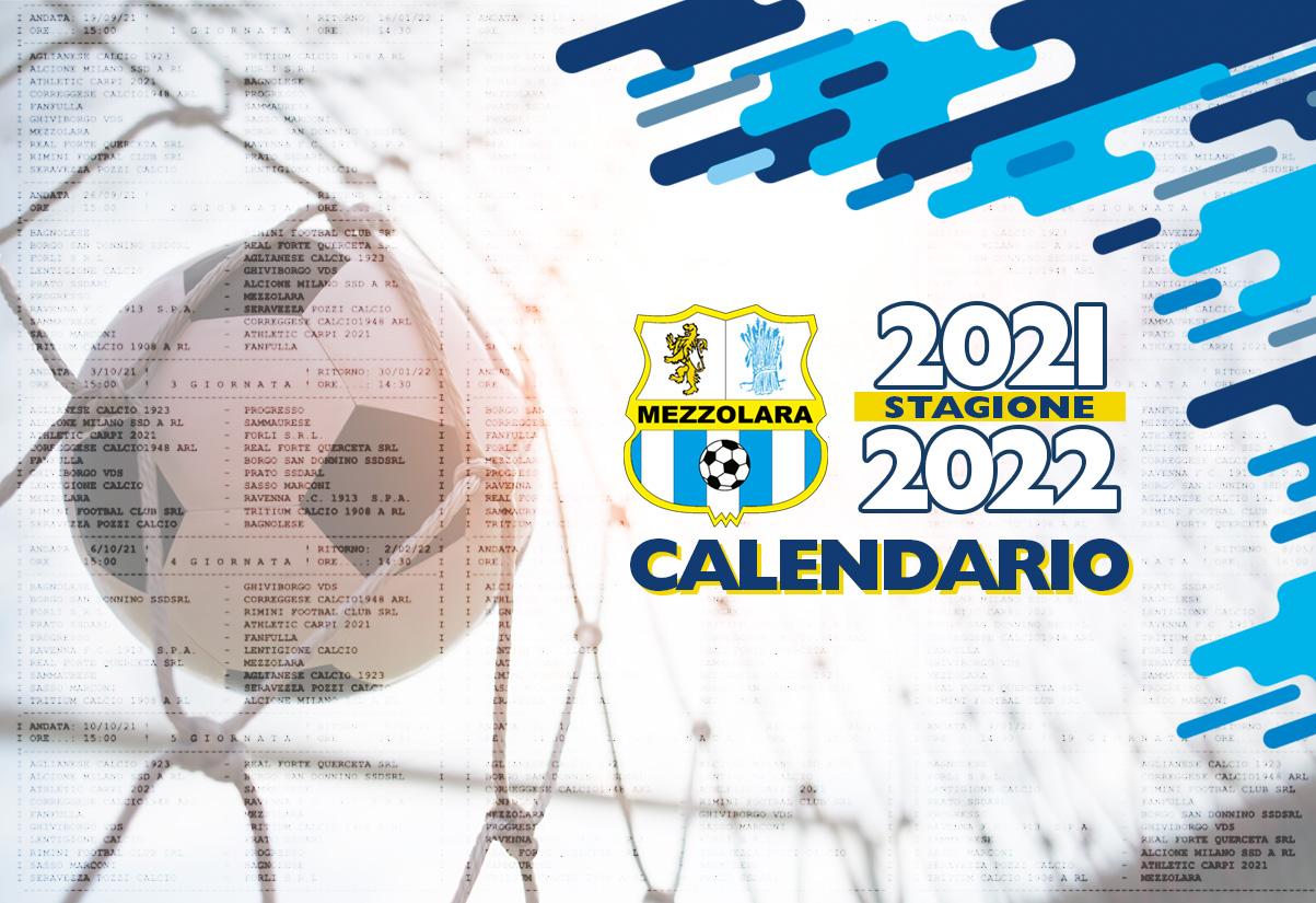 calendario mezzolara calcio serie d 2021 2022