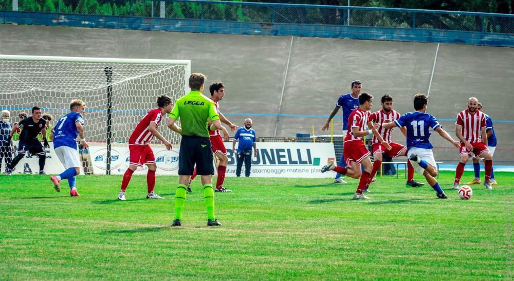 Foto di Massimiliano Rossi Mezzolara Calcio - Gara Forlì Mezzolara 5 Giugno 2021