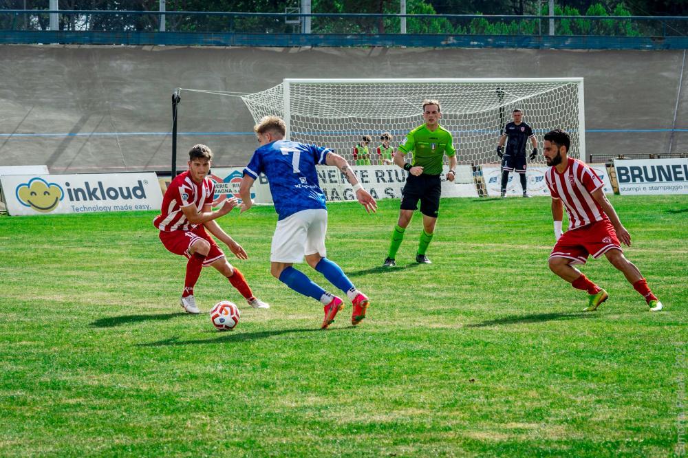 Foto di Filippo Artioli Mezzolara Calcio - Gara Forlì Mezzolara 5 Giugno 2021