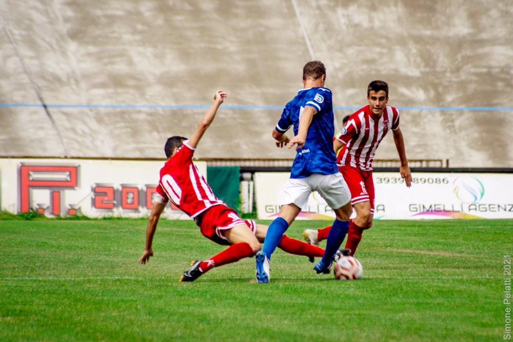 Foto di Santiago Ferretti Mezzolara Calcio - Gara Forlì Mezzolara 5 Giugno 2021