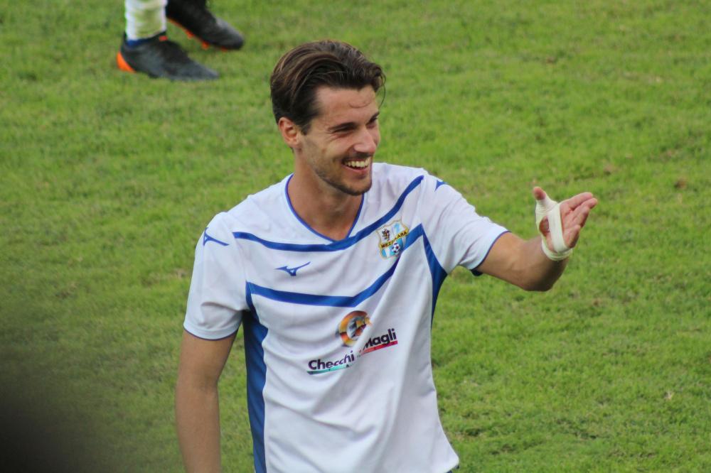 Rossi Massimiliano Mezzolara calcio
