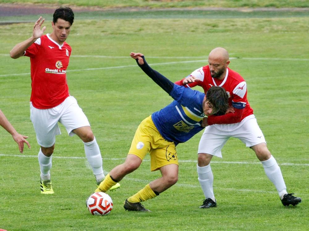 Roselli Fabio Mezzolara calcio