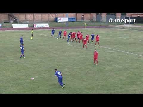 immagine di anteprima del video: 27.01.2021 Mezzolara-Rimini: 1-1