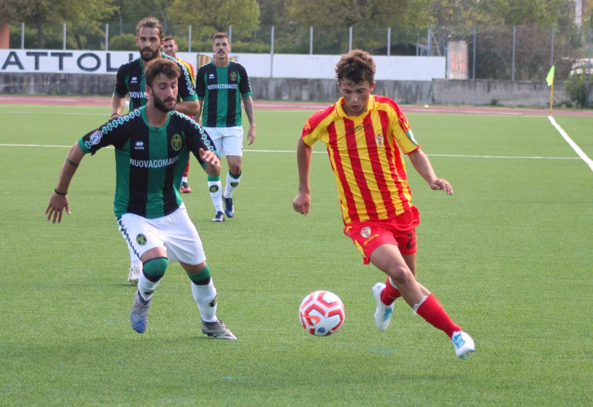 Manuel Garavini mezzolara calcio
