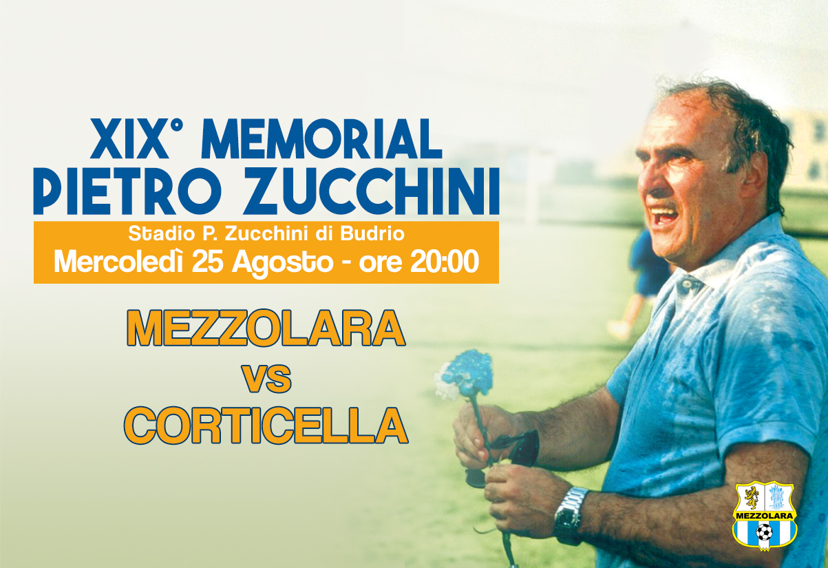 memorial zucchini 2021